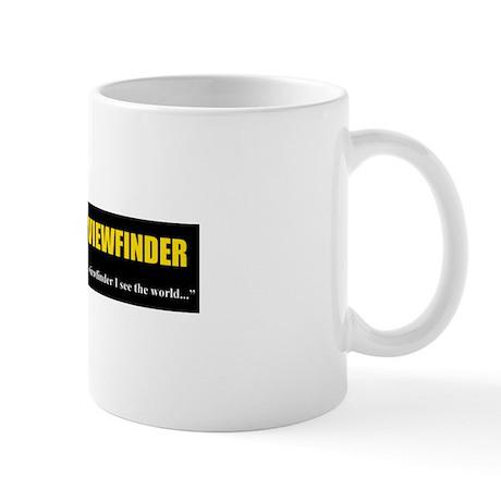 In The Viewfinder Coffee Mug