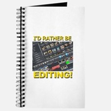 Rather Be Editing Journal