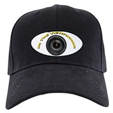 In The Viewfinder Baseball Hat