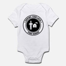 Support Park Ranger Infant Bodysuit