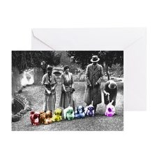 The Lhasa Rainbow Greeting Cards (Pk of 10)