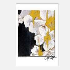 """""""Evening Dogwood"""" Postcards (Package of 8)"""