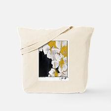 """Evening Dogwood"" Tote Bag"