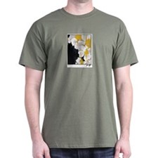 """Evening Dogwood"" T-Shirt"