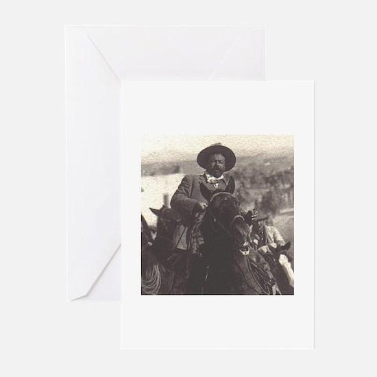 Pancho Villa Greeting Cards (Pk of 10)
