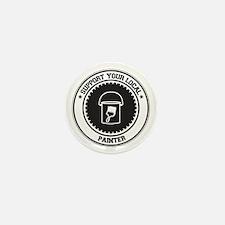 Support Painter Mini Button