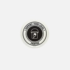 Support Painter Mini Button (100 pack)