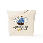 6th Birthday Sailboat Party Tote Bag