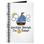 6th Birthday Sailboat Party Journal