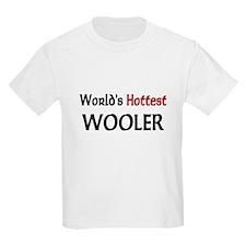 World's Hottest Wooler T-Shirt