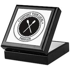 Support Paddler Keepsake Box