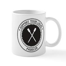 Support Paddler Small Mug