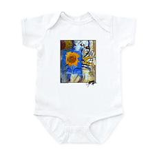 """""""Ariel, Lion of God"""" Infant Bodysuit"""