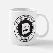 Support Organist Mug