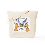 Shopping Fairy Tote Bag