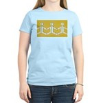 Paper Dolls Women's Light T-Shirt (Mustard)