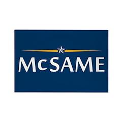Mc Same Rectangle Magnet (10 pack)