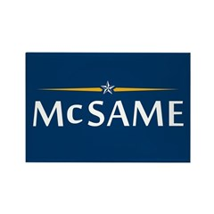 Mc Same Rectangle Magnet