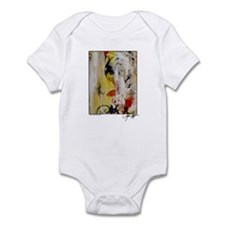 Mayfair's Wallpaper Infant Bodysuit
