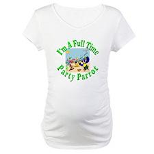 Full Time Parrot Shirt
