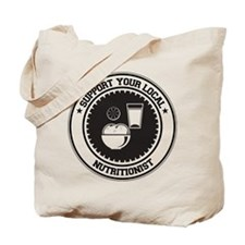 Support Nutritionist Tote Bag