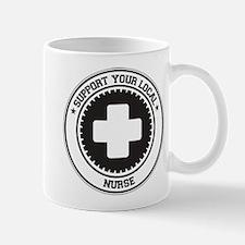Support Nurse Mug