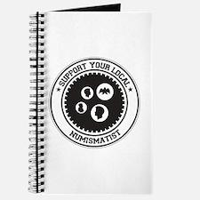 Support Numismatist Journal