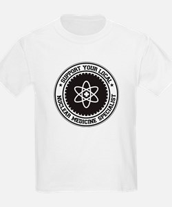 Support Nuclear Medicine Specialist T-Shirt
