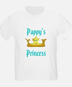 pappys princess blue T-Shirt