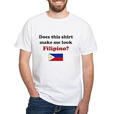Make Me Look Filipino Shirt