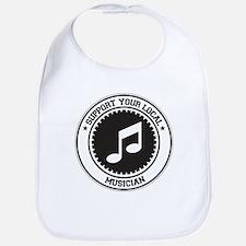 Support Musician Bib