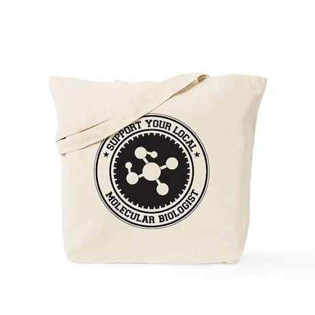 Support Molecular Biologist Tote Bag