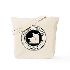 Support Miller Tote Bag