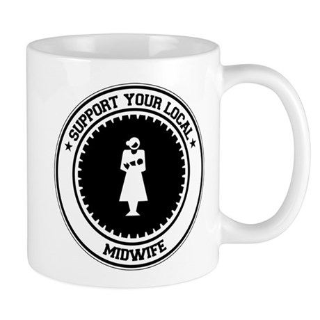 Support Midwife Mug