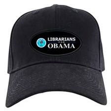 Librarians for Obama Baseball Hat