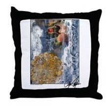 Once A Dogwood Throw Pillow