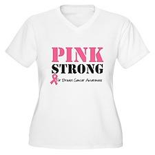 Pink Strong BCA T-Shirt