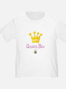 Queen Bee w/ Crown -  T