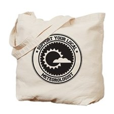 Support Meteorologist Tote Bag