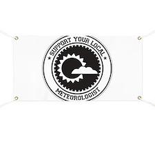 Support Meteorologist Banner