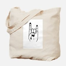 Practicing to be President Tote Bag