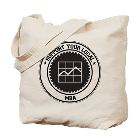 Support MBA Tote Bag