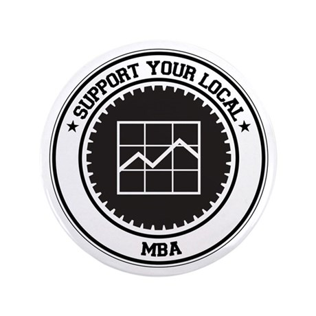 """Support MBA 3.5"""" Button (100 pack)"""