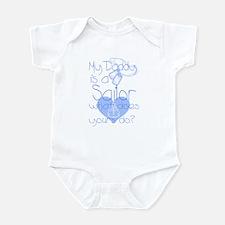 Cute Sailors Infant Bodysuit