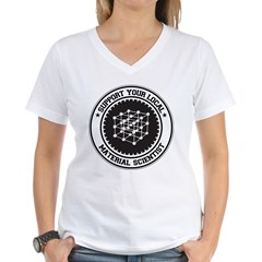 Support Material Scientist Shirt