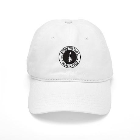 Support Mandolin Player Cap
