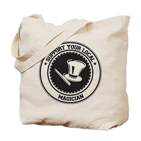 Support Magician Tote Bag