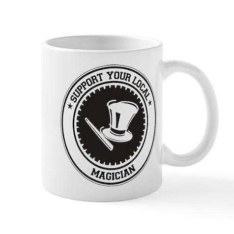 Support Magician Mug