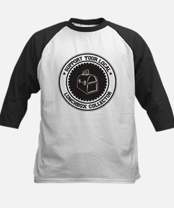 Support Lunchbox Collector Kids Baseball Jersey