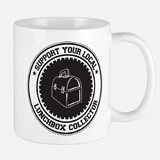 Support Lunchbox Collector Mug